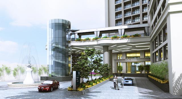 Khách sạn Four Pọint Sharaton