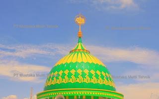 Kontraktor Kubah Masjid Dan Jual Kubah Masjid Murah