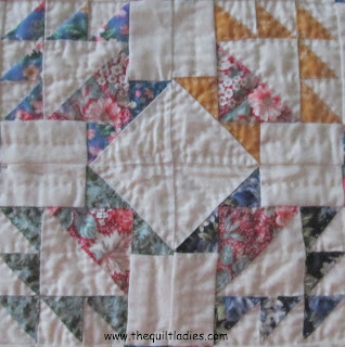 Quilted Basket Pattern