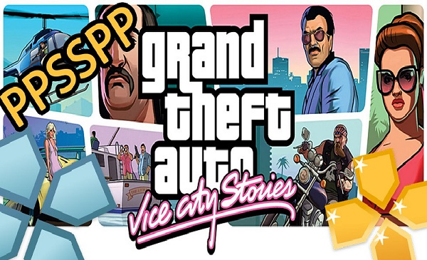 Download GTA Vice City Stories iSO PPSSPP for Android