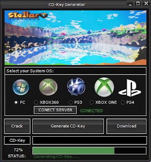Stellar Overload CD Key Generator (Free CD Key)