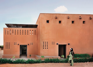 In Architecture - Atelier Masomi founded Mariam Kamara #Niger