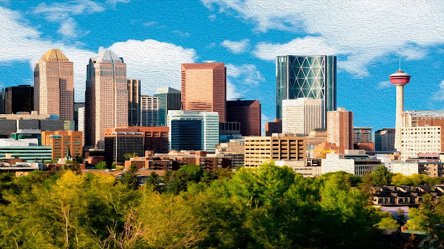 Calgary Canada - Information - Tourism - Best hotels  - Insurance
