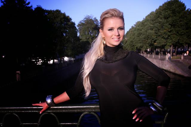 Russian singer Anna Semenovich HD Pictures   Wallpapers of Anna Semenovich
