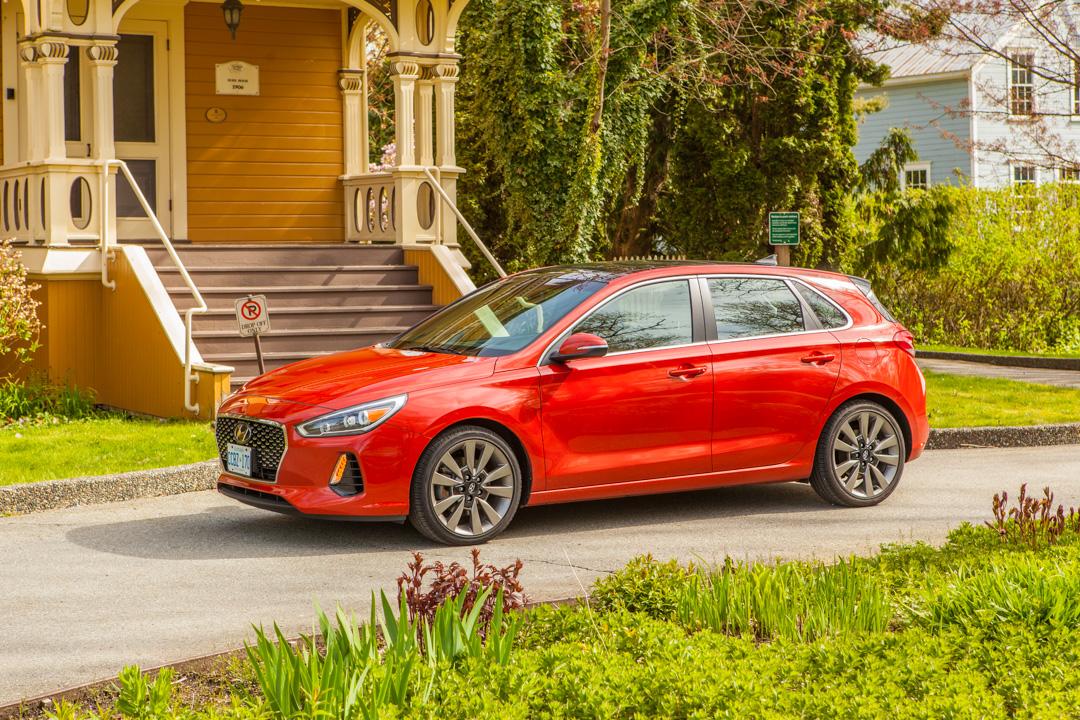 2018 Hyundai Elantra Gt Sport Review