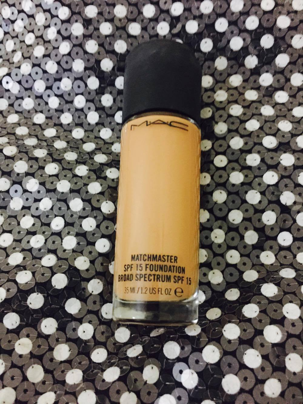 Mehpara Shahbaz: MAC Matchmaster Foundation SPF 15 Review and Pictures