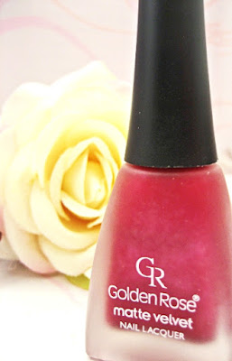 GOLDEN ROSE MATTE VELVET OJE 106