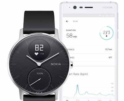 Nokia Steel HR Hybrid Smartwatch is Now Out  for Pre-Order