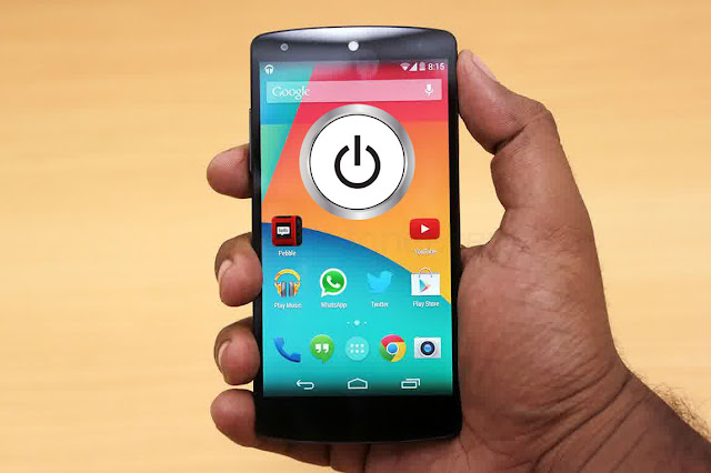 6 Fungsi Tombol Power di Android yang Jarang Diketahui