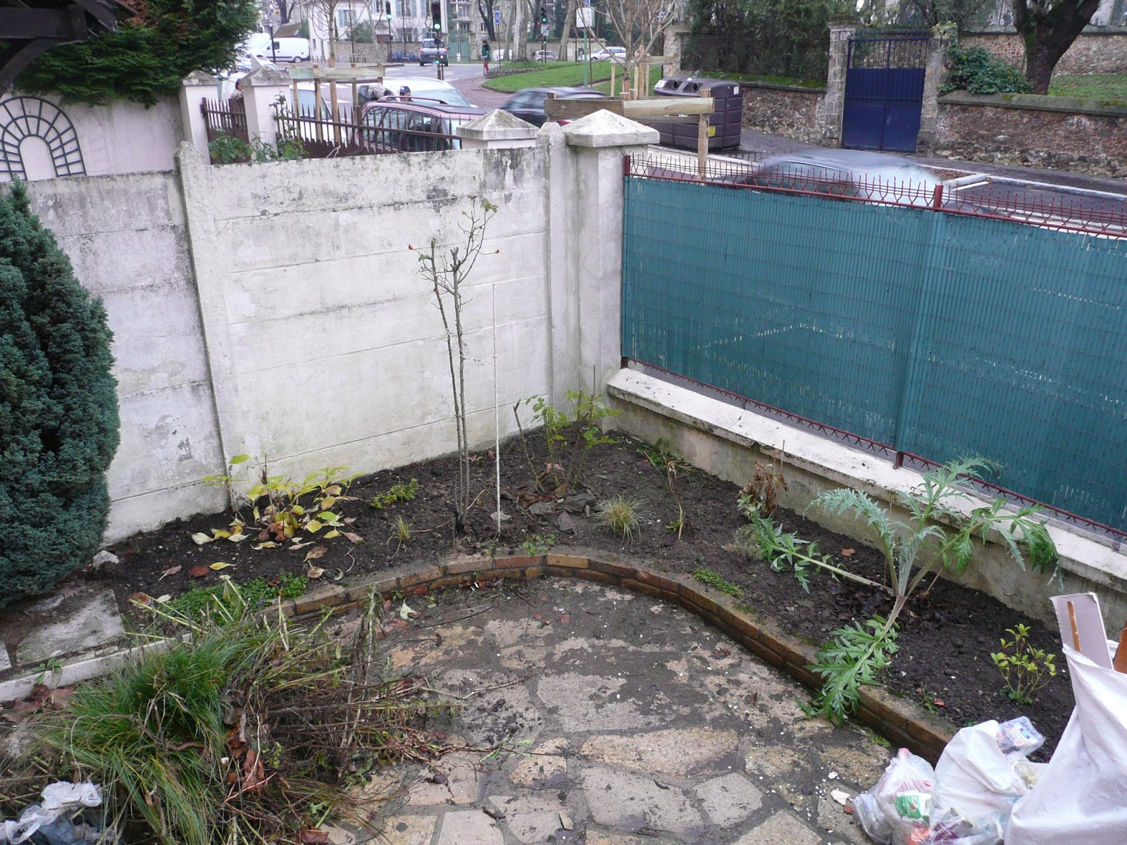 The franco american flophouse has moved french garden for French garden