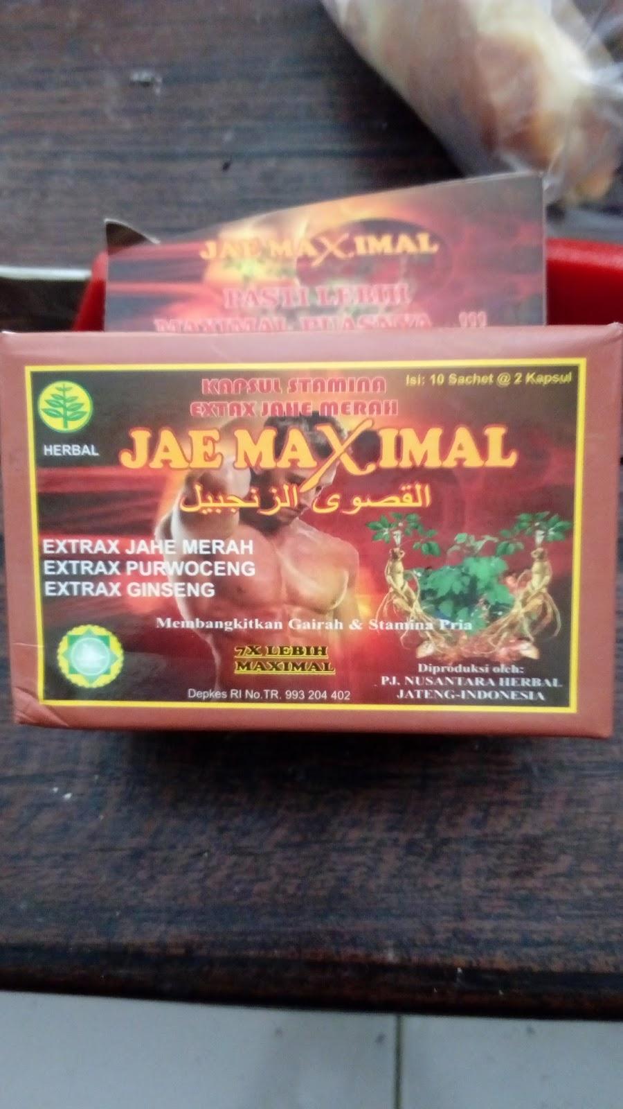 kopi reximax obat kuat herbal jae maximal kapsul herbal