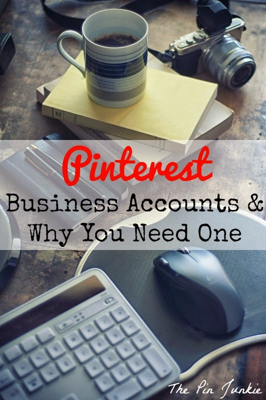 pinterest business accounts why you need one