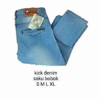 grosir celana jeans, celana jeans premium, celana jeans murah, celana jeans bandung, Celana Jeans Kantong Bobok