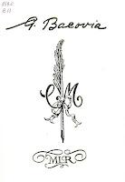 coperta carte Bacovia, George. Lacusta