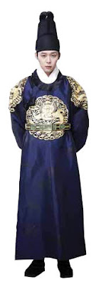 Hanbok Pria