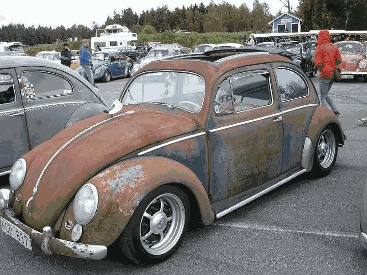 Mobil Asyik VW Kodok Klasik  Gambar Mobil Klasik dan Antik