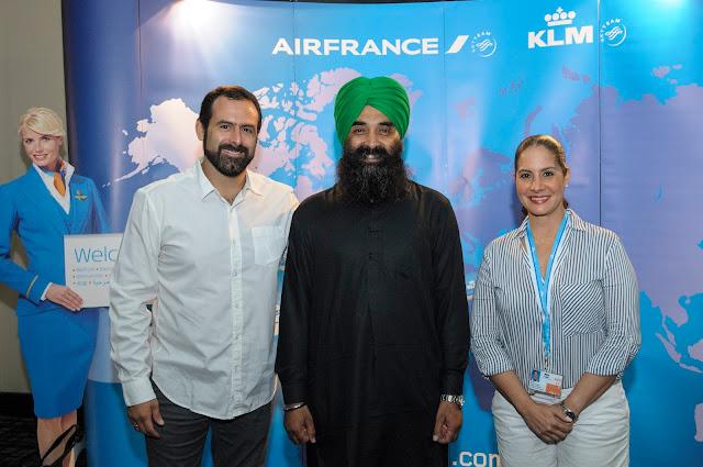 KLM apoya programas de equilibrio personal y salud integral