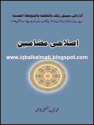 Islahi Mazameen by Muhammad Najeeb Qasmi
