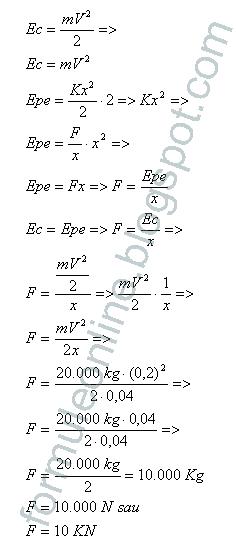 fizica clasa 9 problema rezolvata 110