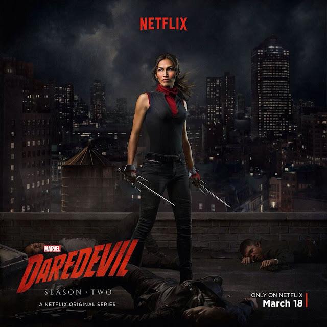 Elektra Demolidor Netflix