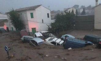 ALERTAS: Emiten Mas tiempo Severo En Mallorca.