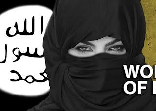 خطير : شاهد اعترافات اخطر نساء تنظيم داعش الأرهابي  ومجرمة محترفه في الموصل!