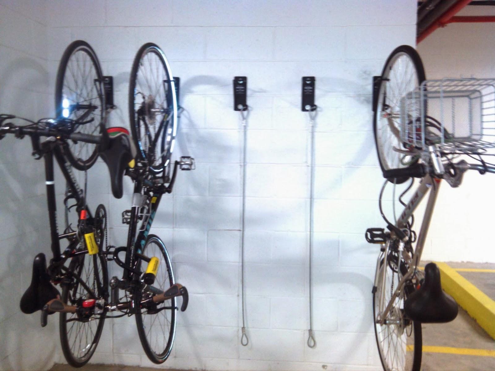 Wall Mount Bike Brackets NYC   NYC Bike Room Solutions ...
