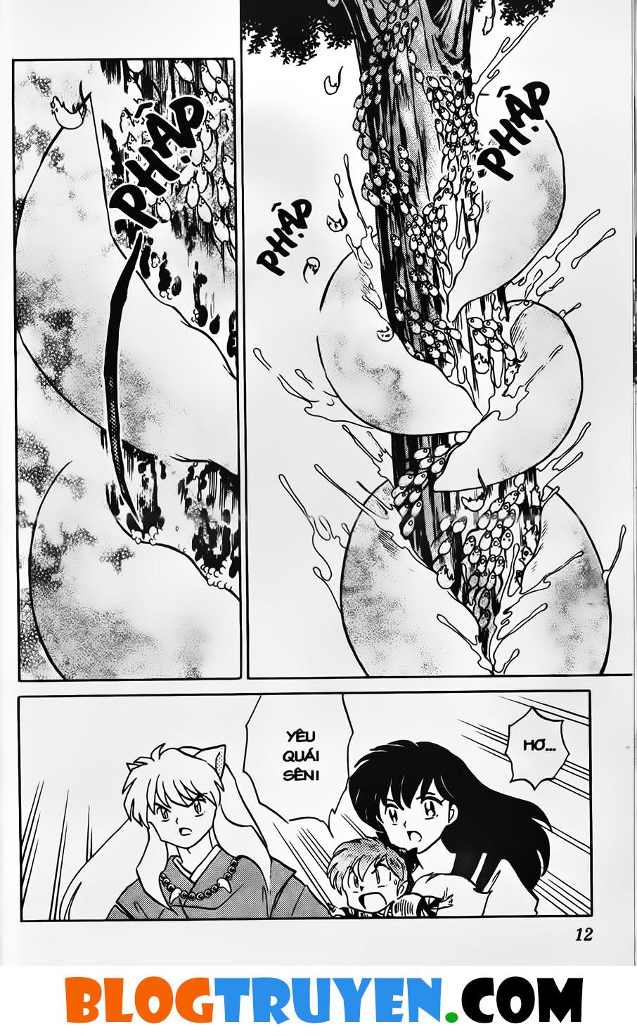 Inuyasha vol 34.1 trang 10