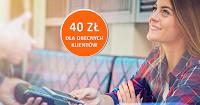 Bonus 40 zł za płatności telefon w ING Banku Śląskim