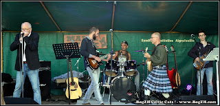 BogZH Celtic Cats ! Rock 'n' Roll Celtique, Punk-Folk