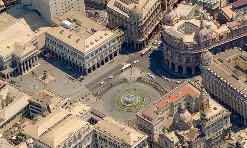Genova dormire vicino a dormire vicino a piazza de for Bel soggiorno genova