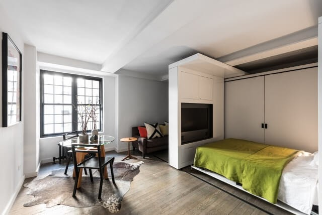 08-Bedroom-Area-Michael-K-Chen-Manhattan-Apartment-Architecture-that-Morphs-www-designstack-co