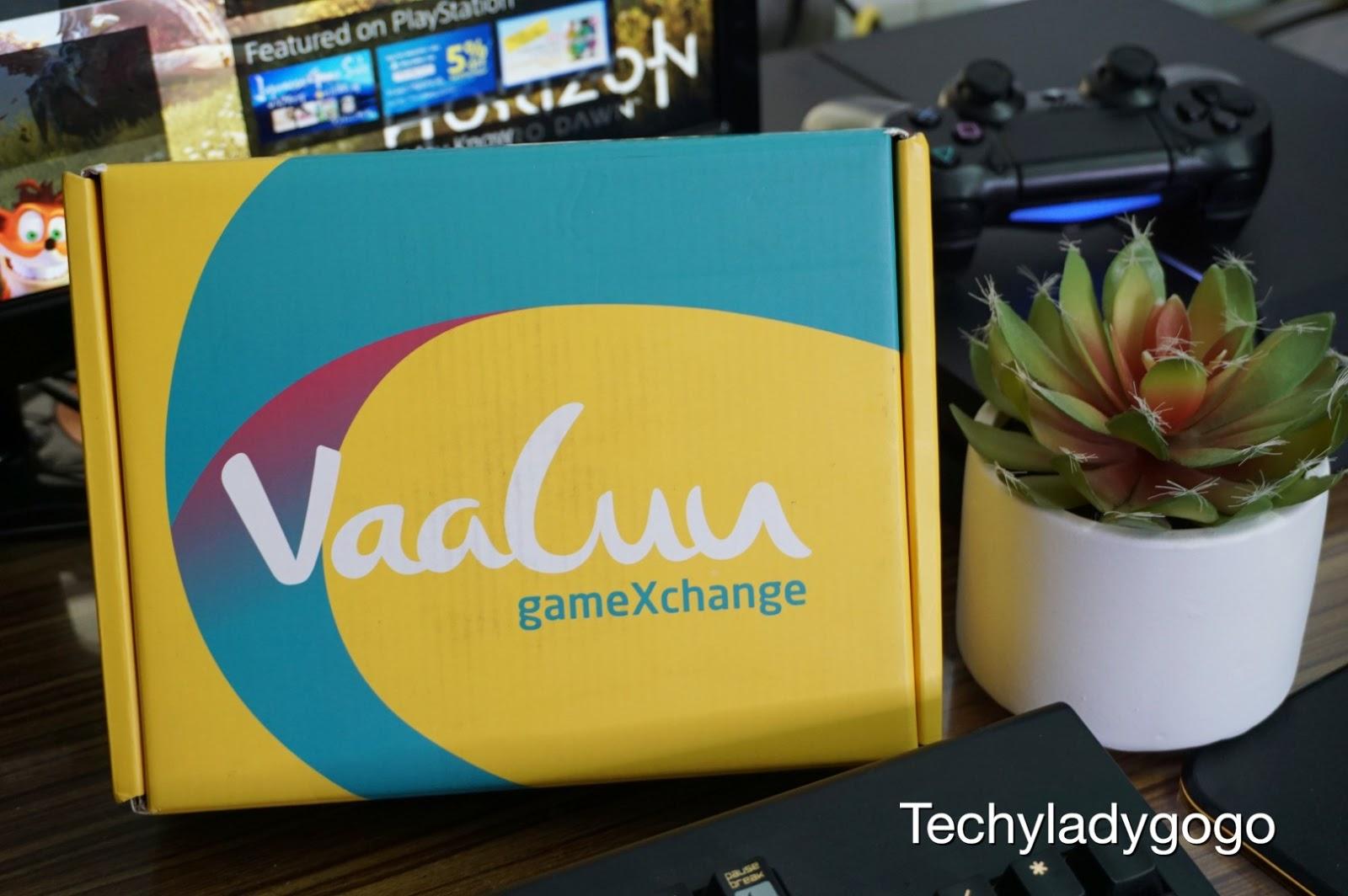 รีวิว แกะกล่อง สั่งแผ่นเกมมือสอง จากเว็บ VaaLuu.com gameXchange