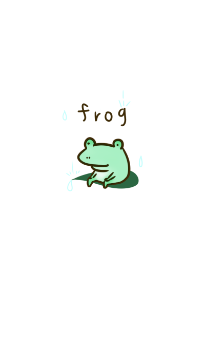 frog simple Theme
