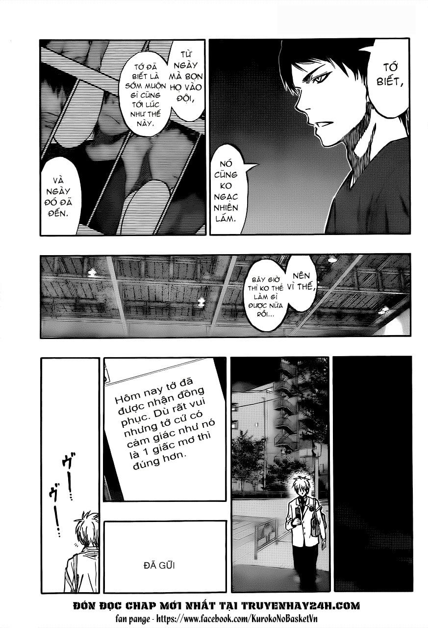 Kuroko No Basket chap 210 trang 11