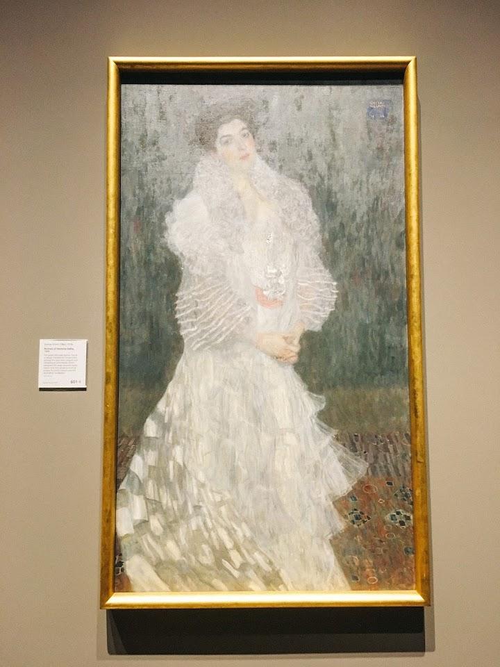 ヘルミーネ・ガリアの肖像(Portrait of Hermine Gallia)1904年