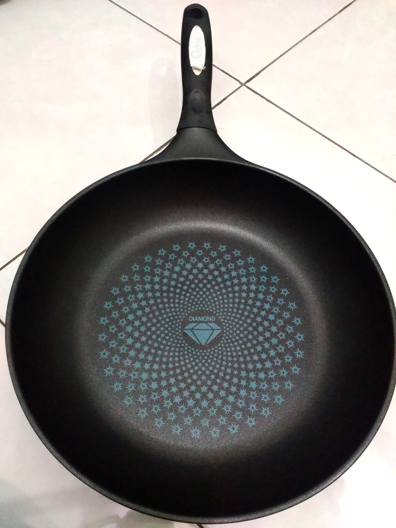Oxone Fry Pan Diamond Coating 30cm