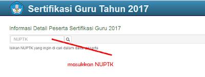 daftar peserta plpg 2017