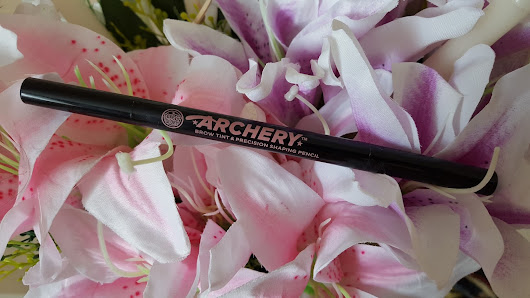 Review // Soap & Glory: Archery Brow Tint and Precision Shaping Pencil