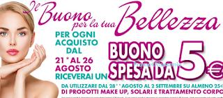 Logo IperSoap ti regala il buono spesa per la tua Bellezza