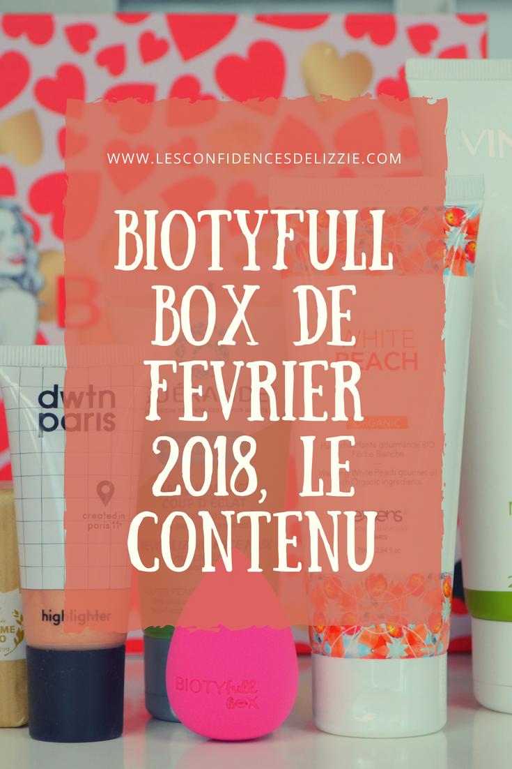 biotyfull - boite beaute - boite beaute bio - boite beaute naturelle - abonnement box