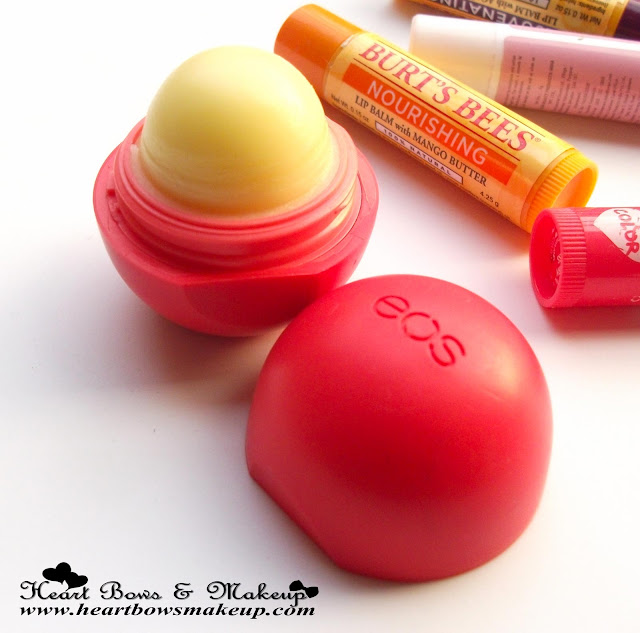eos best lip balm