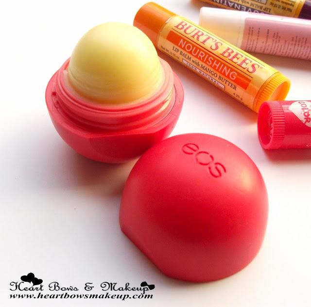 eos best lip balm