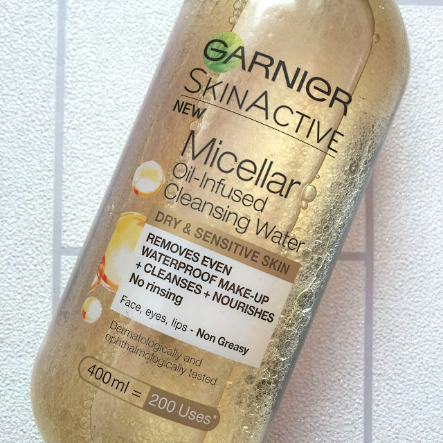 Garnier Skin Active Oil Infused Micellar Water
