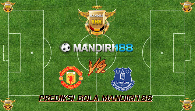 AGEN BOLA - Prediksi Manchester United vs Everton 17 September 2017