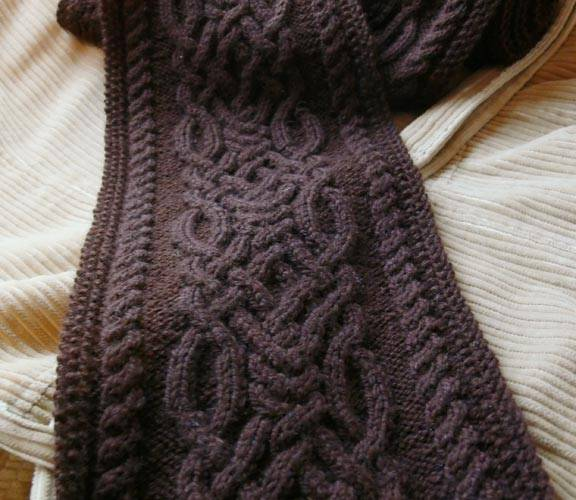 Мужской свитер с косами схема фото 658