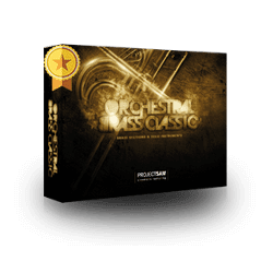 ProjectSAM - Orchestral Brass Classic KONTAKT Library