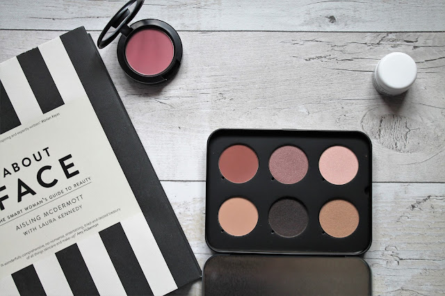 Make Up For Ever Artist Palette Nude Review
