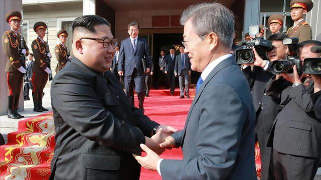 """Pyongyang denuncia """"acto estúpido"""" de EEUU de bloquear la paz"""