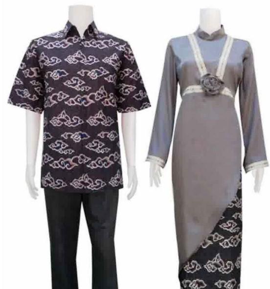 Baju Batik Kombinasi Batik: 20 Model Baju Batik Kombinasi Polos Terbaru 2020